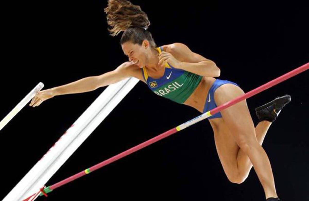 Fabiana Murer, embajadora del COI para los Juegos 1