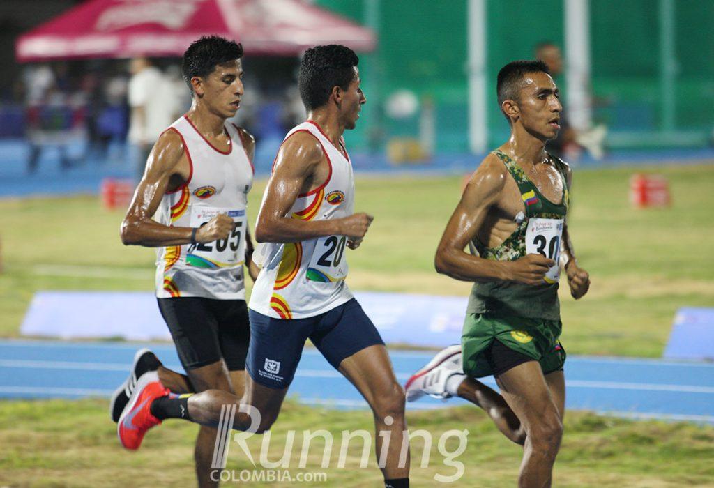 Mauricio González,  figura en el atletismo de fondo colombiano 3