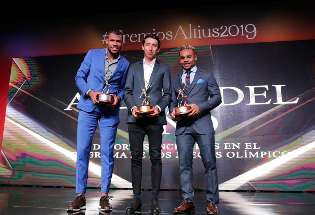 Distinciones en el deporte de Colombia 4